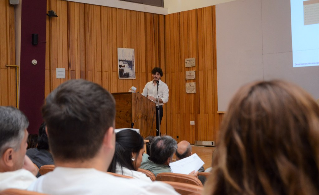 2019-11-07 SALUD: Jornadas Intrahospitalarias Htal. Marcial Quiroga