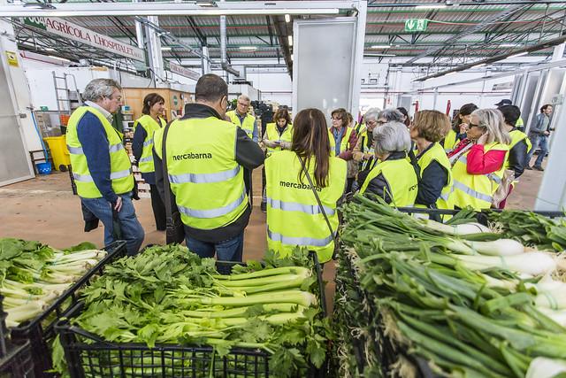 Visites Insòlites (Mercat Central de Fruites i Hortalisses)