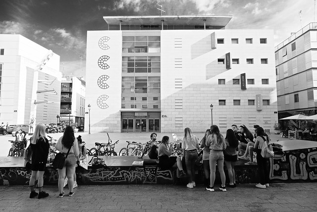 Instituto Valencià de Cultura / Plaça de Viriat / Valencia