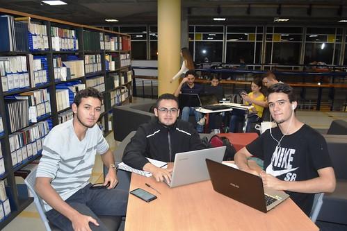 Biblioteca 24 horas 2019