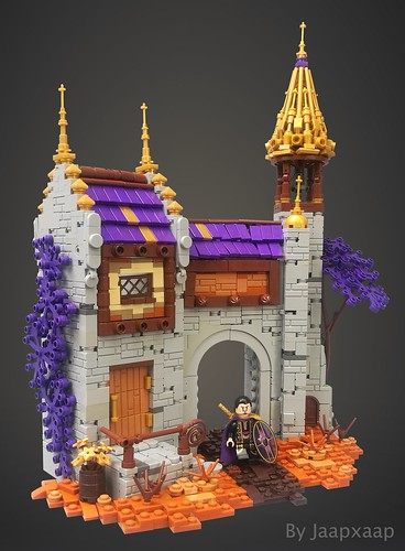 Fortress of the Harvest