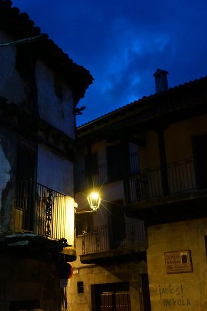 Noche de Todos Los Santos. S.Martin del Castañar (Salamanca)