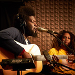 Mon, 23/09/2019 - 10:41am - Michael Kiwanuka Live in Studo-A, 9.23.19 Photographer: Gus Philippas