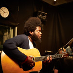 Mon, 23/09/2019 - 10:10am - Michael Kiwanuka Live in Studo-A, 9.23.19 Photographer: Gus Philippas