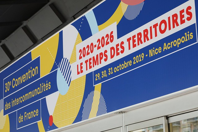 30e Convention de l'intercommunalité, Nice 2019