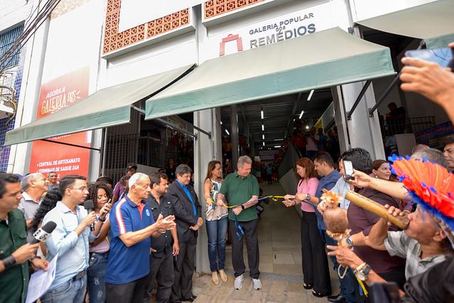07.11.19 Prefeito inaugura expansão e novos serviços da Galeria dos Remédios