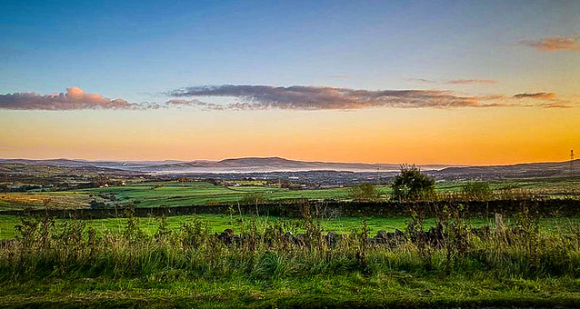 Looking to Pendle...