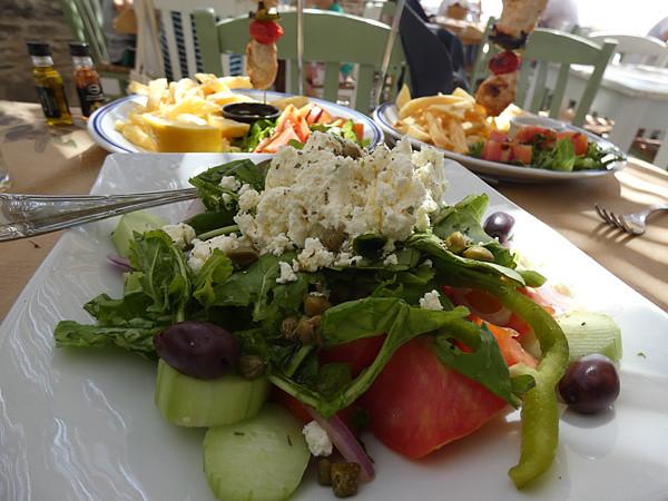 salade grecque du palatia