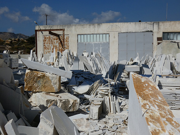 marbrerie de naxos