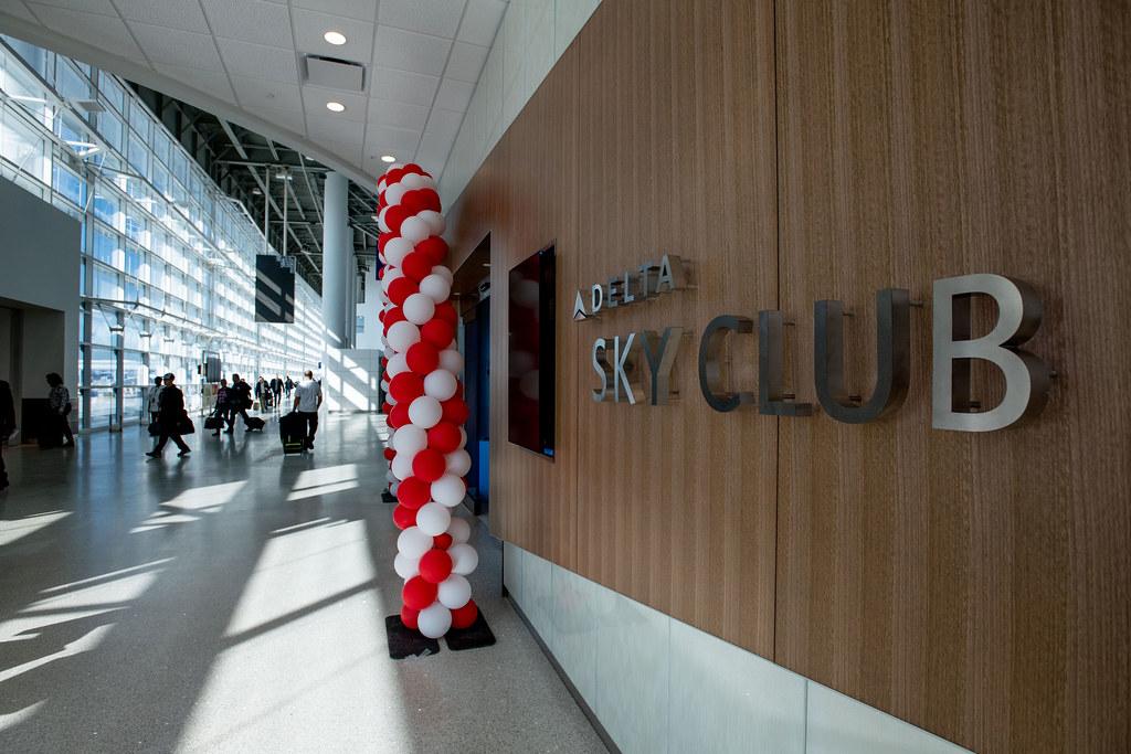 MSY Delta Sky Club