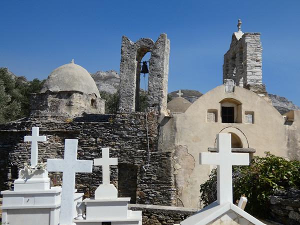 drosiani et son cimetière