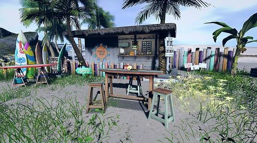 Kanaloa Beach 🌴