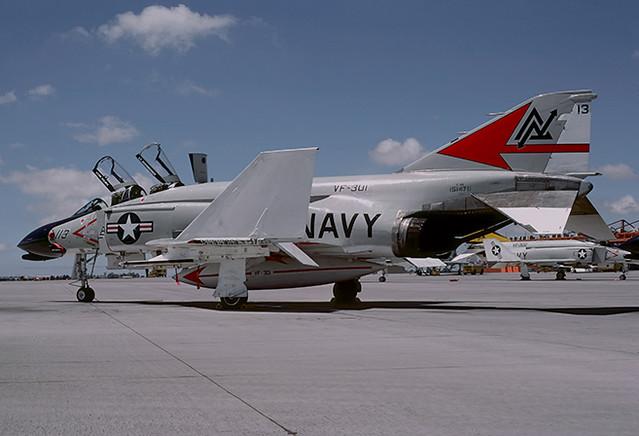 F-4S from VF-301 | Fighter, Phantom