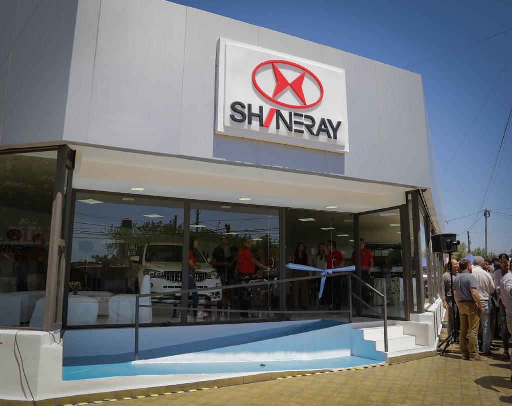 2019-07-11 PRENSA: Inauguración de Concesionaria de Autos  Valiente