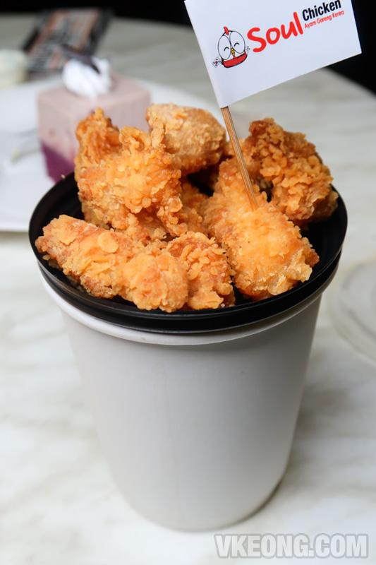 migf - kulinary吉隆坡国际机场- 2019的灵魂——油炸鸡
