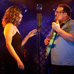 Wed, 23/10/2019 - 6:07pm - Rachael and Vilray Live at McKittrick Hotel, 10.23.19 Photographer: Gus Philippas
