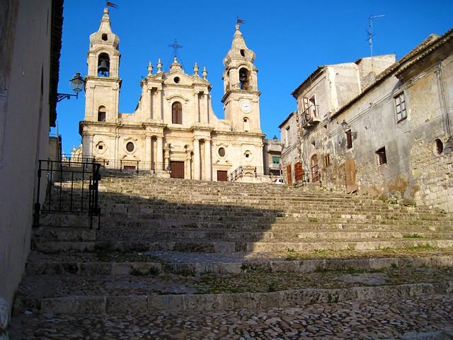 IMG_0101 - i luoghi del gattopardo - palma di montechiaro - chiesa madre