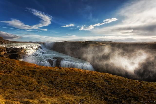 Amazing Iceland - Gullfoss III