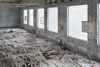 Pripyat Gym