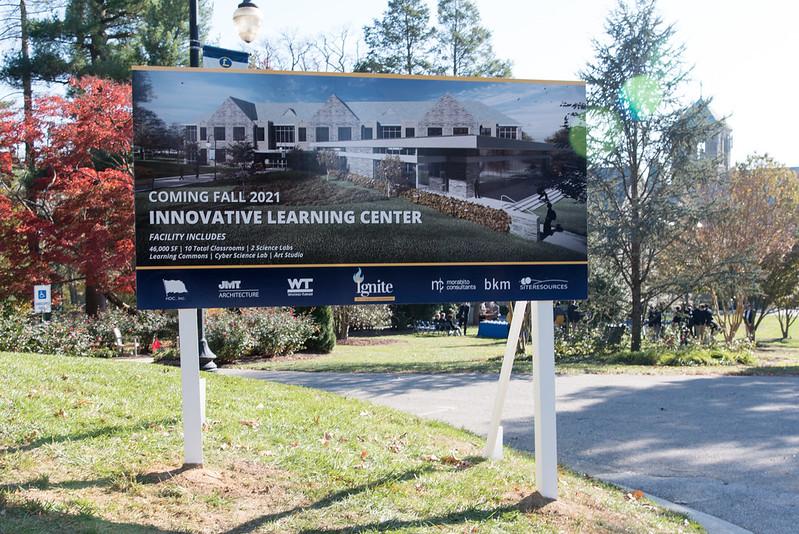 Innovative Learning Center Groundbreaking Ceremony & Blessing