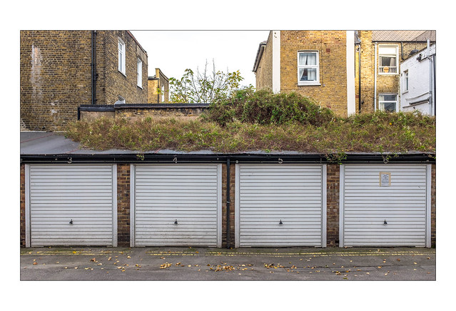 The Built Environment, South West London, England.