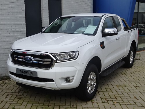 2019 Ford Ranger Photo