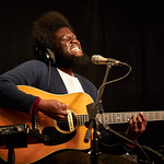 Mon, 23/09/2019 - 11:10am - Michael Kiwanuka Live in Studo-A, 9.23.19 Photographer: Gus Philippas
