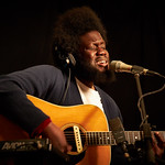 Mon, 23/09/2019 - 11:02am - Michael Kiwanuka Live in Studo-A, 9.23.19 Photographer: Gus Philippas