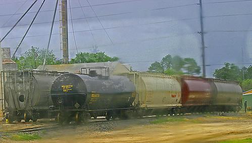 pitts milan georgia ga unitedstates usa us america speeders northamericanrailcarownersassociation narcoa motorcars railcars tankcar coveredhopper speedertripbetweenpittsandmtvernon