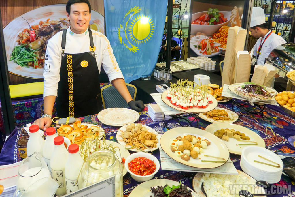 MIGF-KULinary-KLIA-2019-Kazakhstan-Food