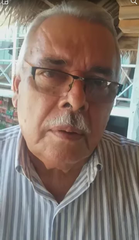Buenaventura Calderón, journalist killed in Honduras.