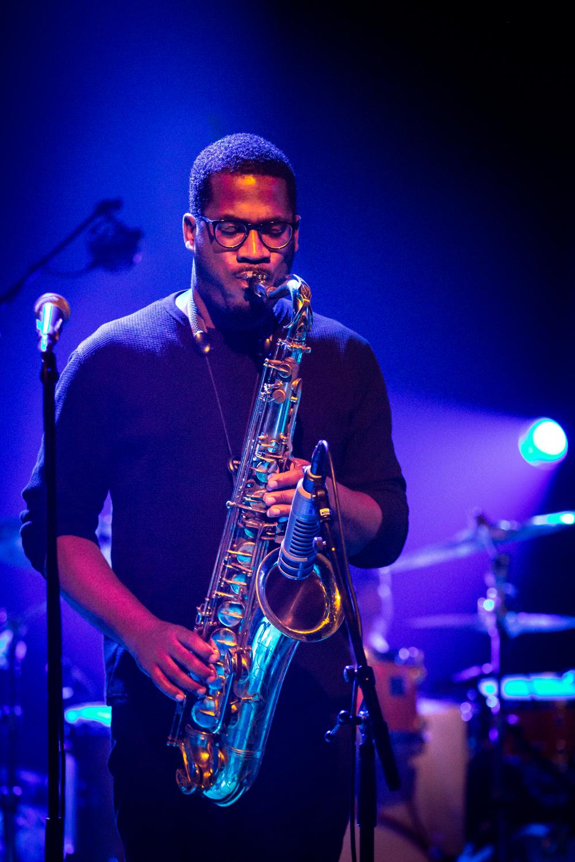 James Brandon Lewis Quintet-7084