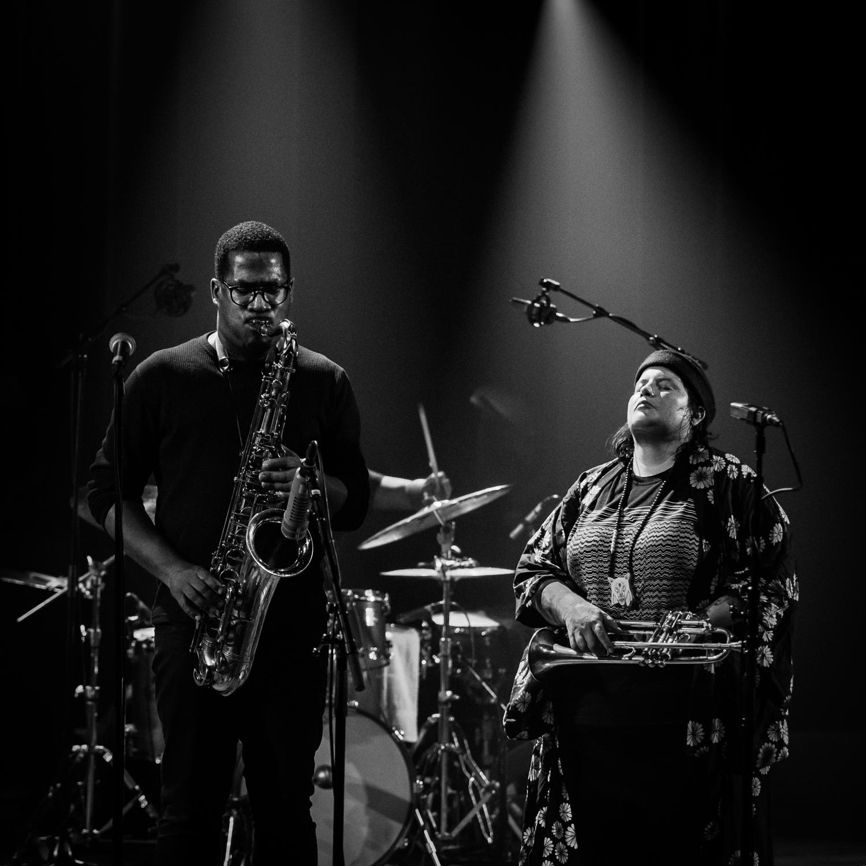 James Brandon Lewis Quintet-7116