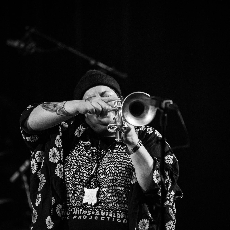 James Brandon Lewis Quintet-7135