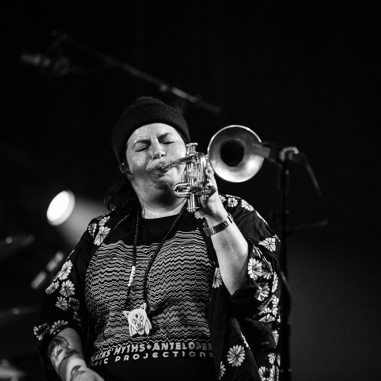 James Brandon Lewis Quintet-7137