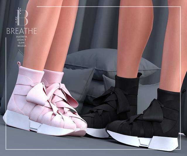 [BREATHE]-Ninako Sneakers