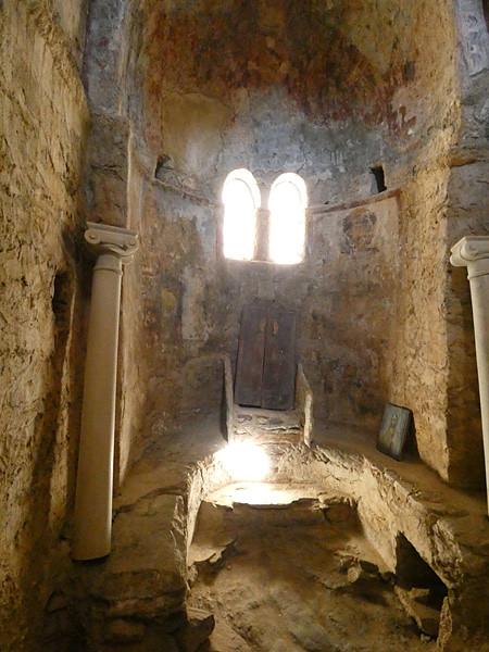 une abside