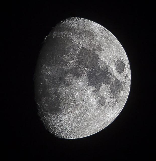 Moon 07 11 2019