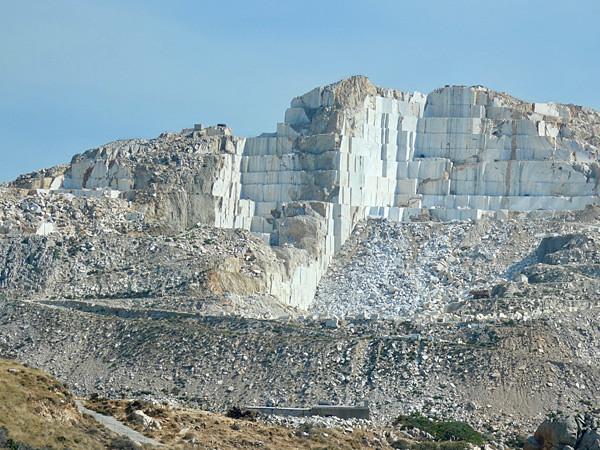 le marbre de Naxos