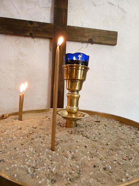 cierge à Drosiani