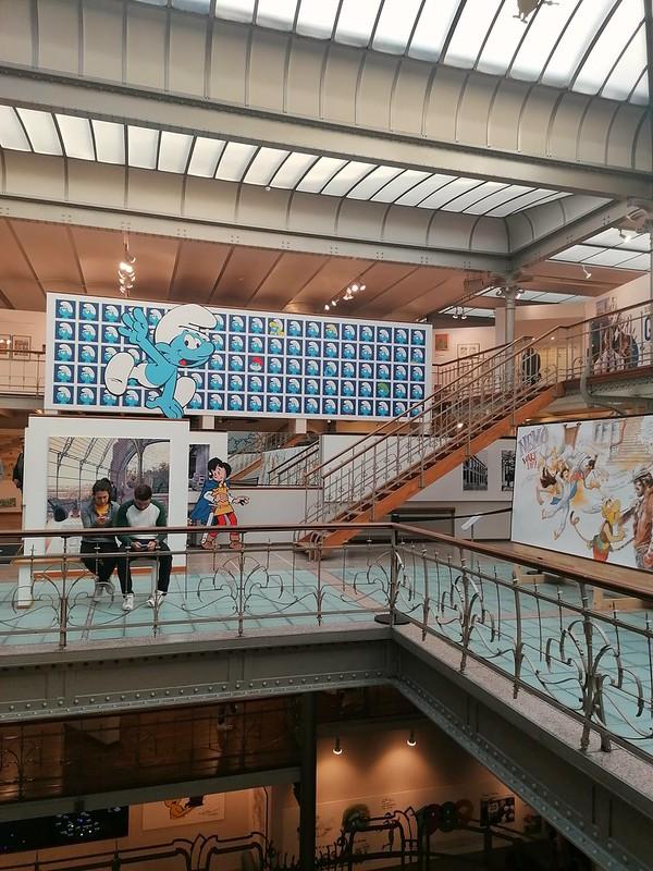 Museo del Cómic #Bruselas
