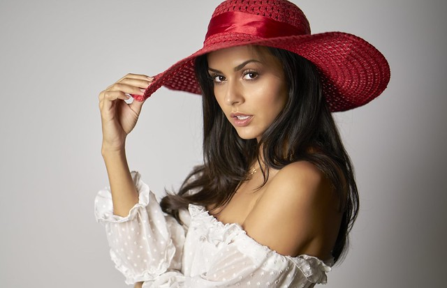 Michelle´s red hat