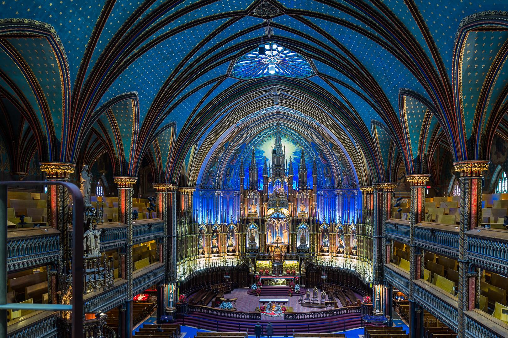 La vraie couleur de Notre-Dame