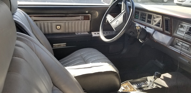 1985 Chrysler LeBaron Convertible