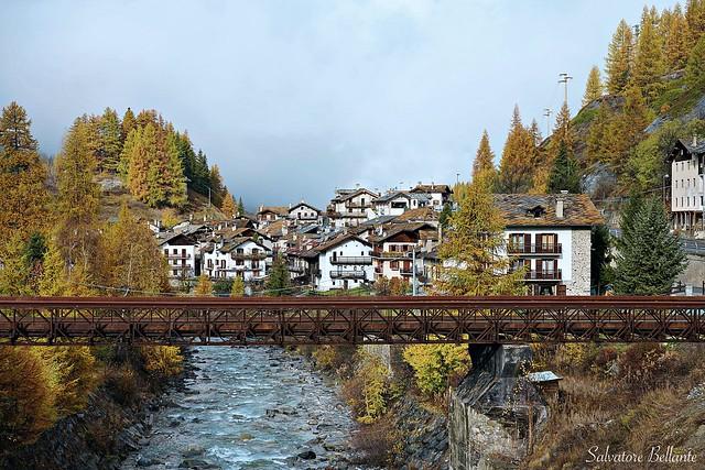 Cretàz Frazione di Cogne.Valle d'Aosta.