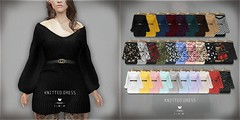 Knitted.Dress - Collabor88