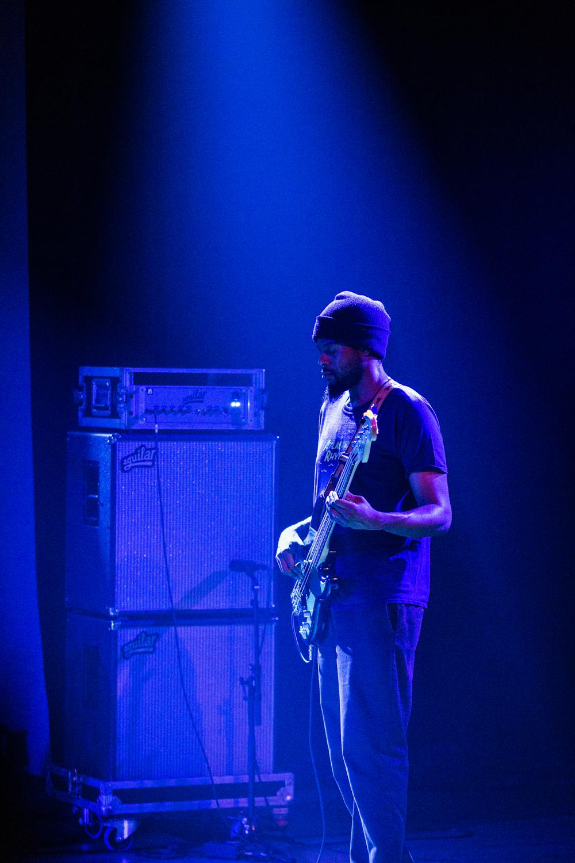 James Brandon Lewis Quintet-7090