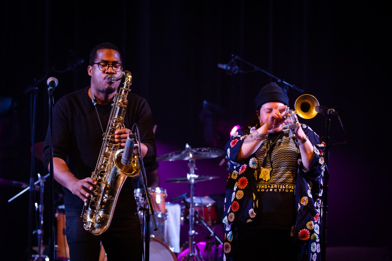 James Brandon Lewis Quintet-7144