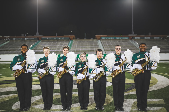 2019 Band & Section Photos