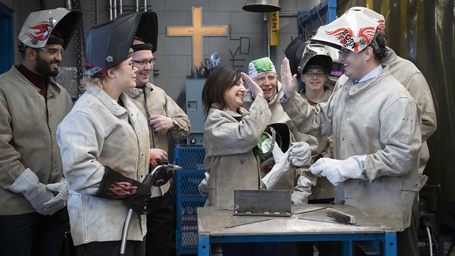 More funding for skilled trades education